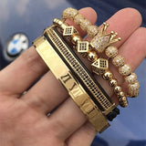 4PCS GENTLEMAN TREASURE SET