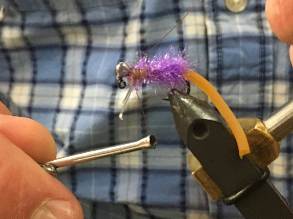 "Hunter Towery's ""Sloppy Jose"" jig fly"
