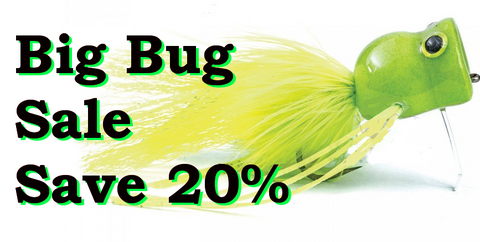 Big Bug Sale Click for More Info