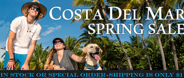 Costa Del Mar Spring Sale