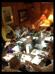 Andy Thornal Company Fly Tying Night