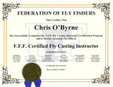 Federation of Fly Fishing Certification