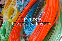 Fly Lines, Leaders, and Tippet