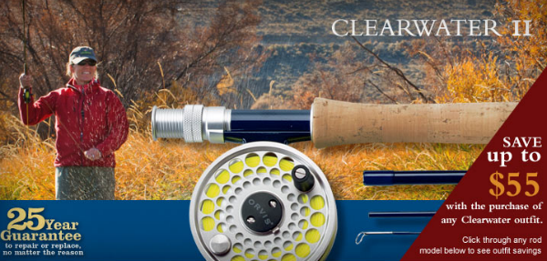 Orvis Clearwater Free Reel Deal