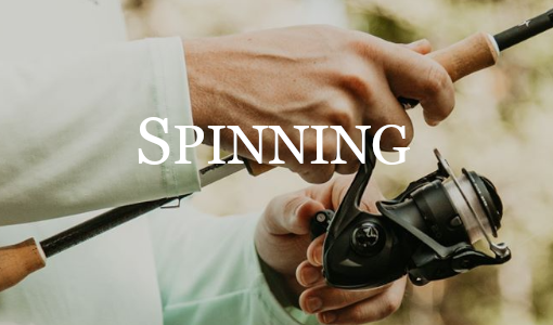Spinning Tackle