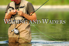 Wading and Waders