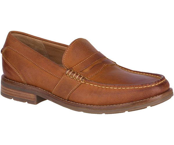 Sperry Men's Essex Penny Loafer/Tan - Andy Thornal Company