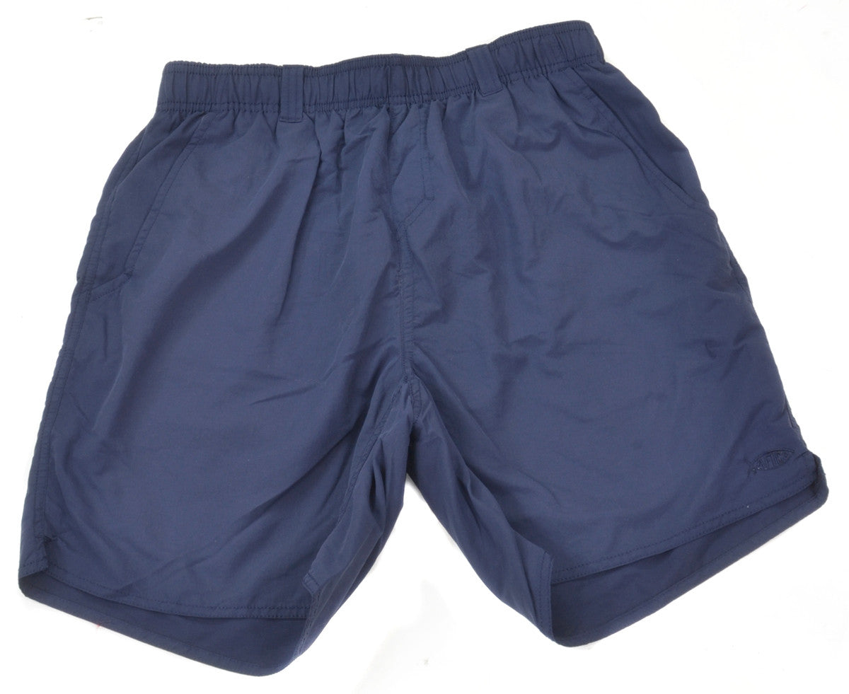 3ca4971e62 AFTCO Men's Manfish Swim Trunks/Navy - Andy Thornal Company