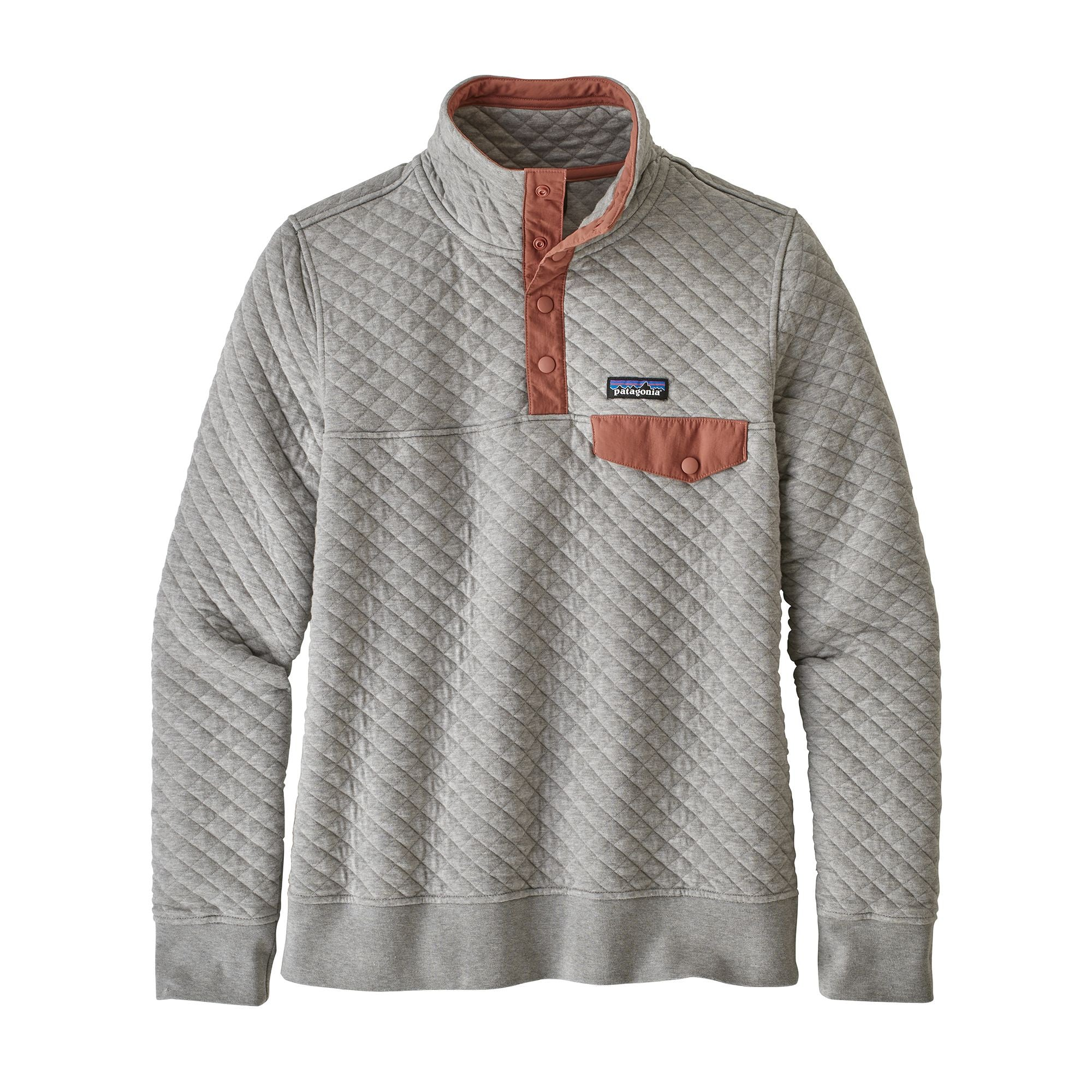 Patagonia Women S Organic Cotton Quilt Snap T Pullover