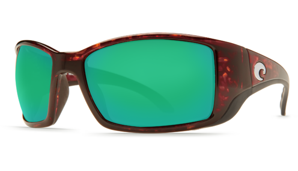 1b5ce263c3 Costa Del Mar Blackfin Sunglasses - Tortoise Green Mirror 580G ...