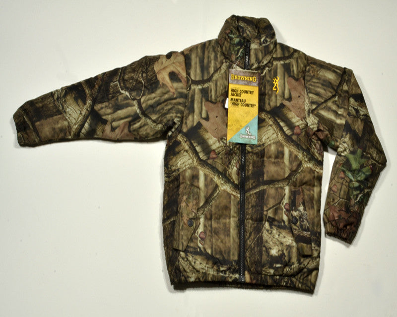 a67b1a3523868 Browning Junior High Country Down Jacket - Infinity-Online Special ...