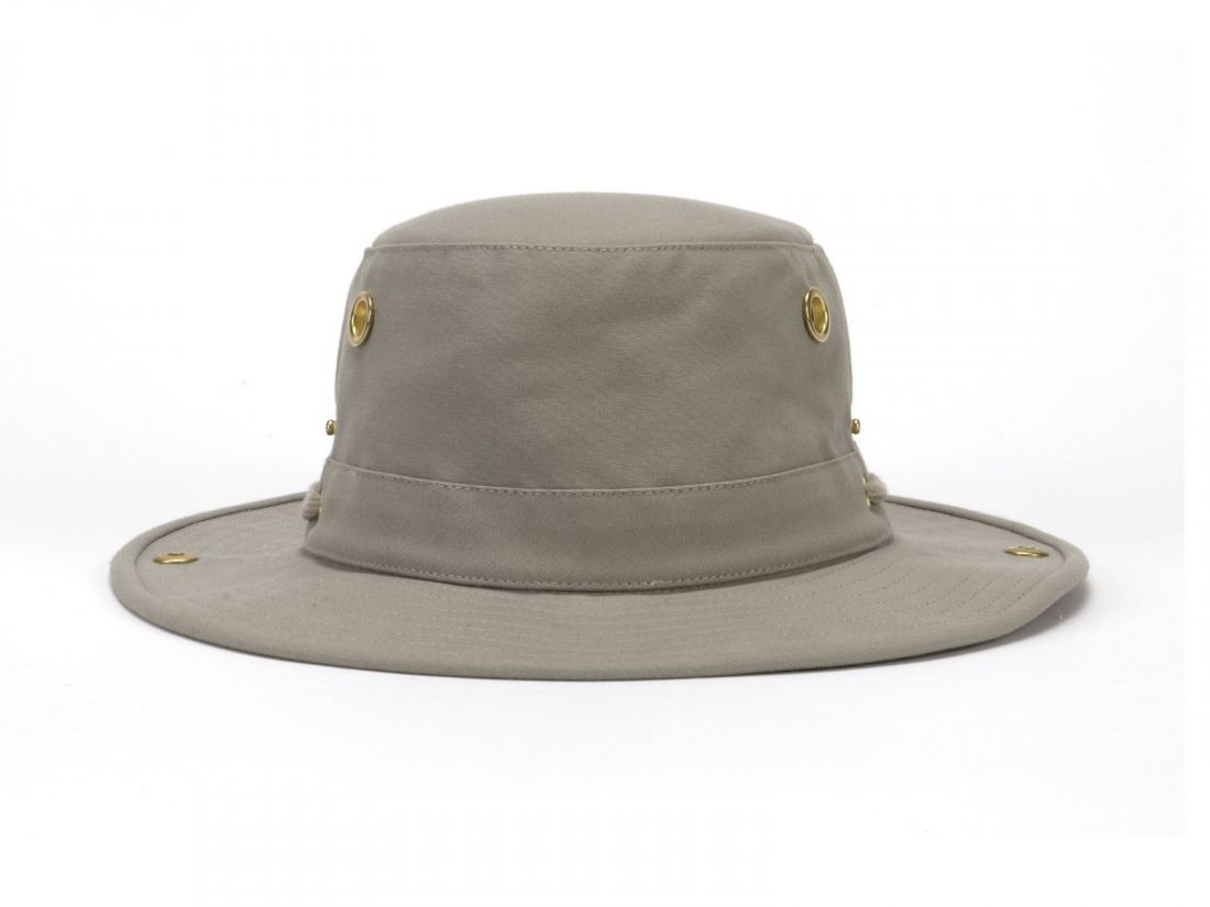 ae609749f Tilley Hats - The T3 Cotton Duck Hat/Khaki