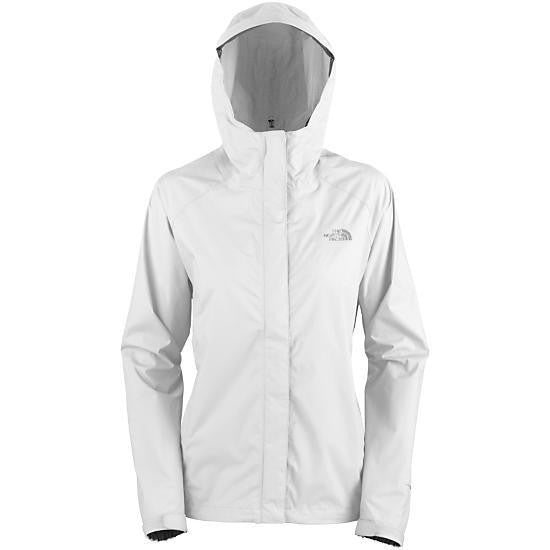 The North Face Womens Venture Rain Jacket/ White #A8AS
