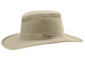 Tilley Hats - The LTM6 AIRFLO Nylamtium Hat - Khaki Olive - Andy ... f69cadd1113b