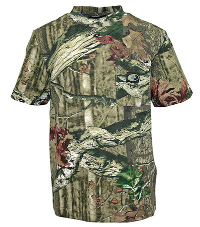 d2aed695 Walls - Youth Short Sleeve Pocket T-Shirt/Mossy Oak #56312 - Andy ...