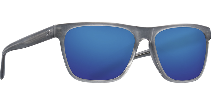 1bc35f1d50 Costa Del Mar Apalach Sunglasses - Matte Gray Crystal Blue Mirror 580G