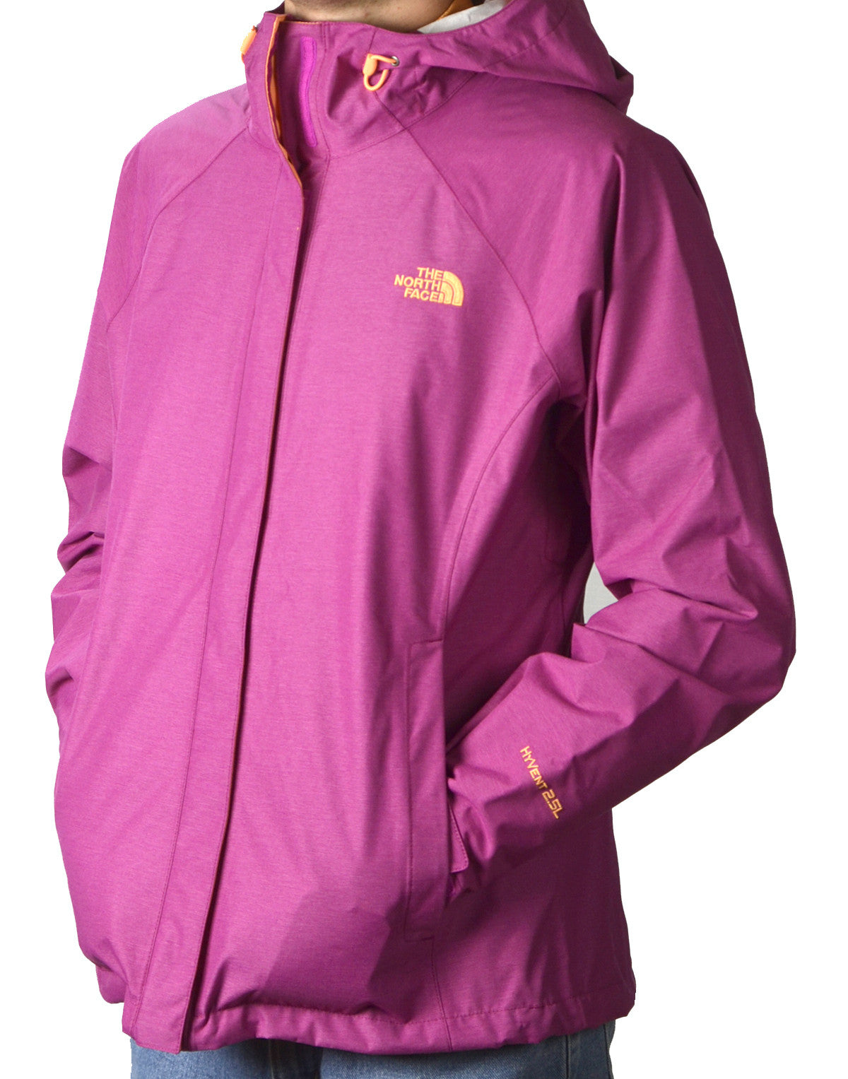 30722ce1d9d3 The North Face Women s Venture Jacket Dramatic Plum Heather - Andy Thornal  Company