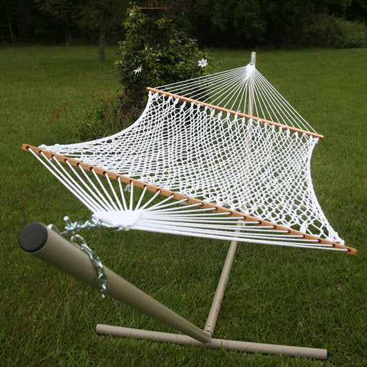 pawley u0027s island deluxe polyester rope hammocks white  140p pawley u0027s island deluxe polyester rope hammocks white  140p   andy      rh   andythornal
