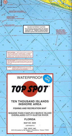 Top Spot Ten Thousand Islands Area Fishing And