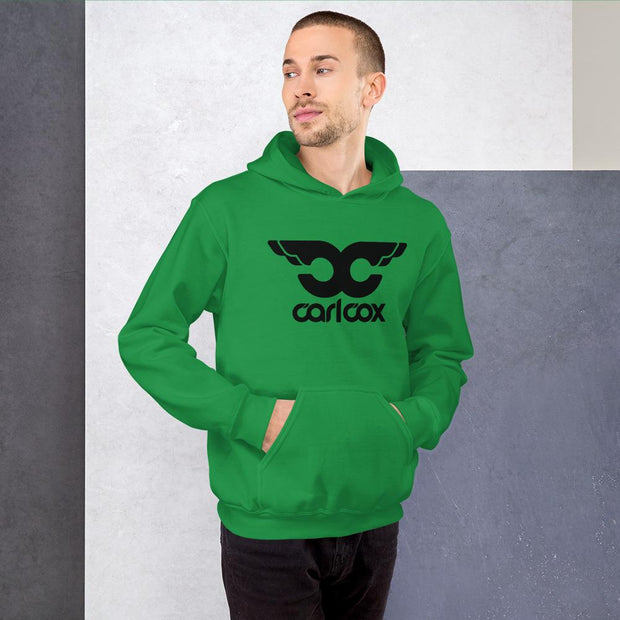 CC Black Wings Adult's Hooded Sweatshirt