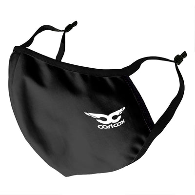 CC White Wings Adult's Face Mask-Carl Cox Online Store