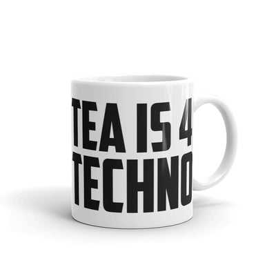 Tea Is For Techno Mug-Carl Cox Online Store