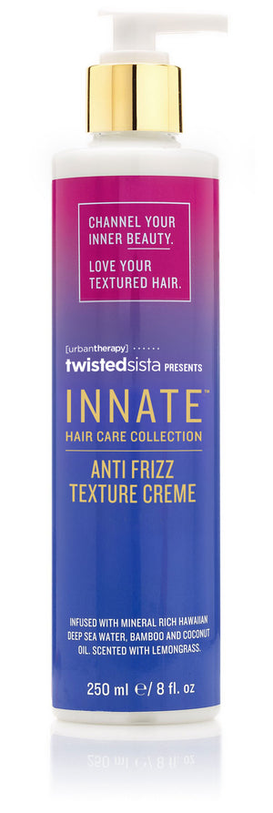 Anti Frizz Texture Crème - INNATE Haircare Products for Textured Hair