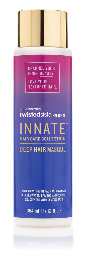 Deep Hair Masque - INNATE Haircare Products for Textured Hair