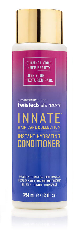 Instant Hydrating Conditioner - INNATE Haircare Products for Textured Hair