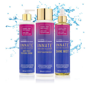 Deep Hydration Hair Styling Kit - INNATE Haircare Products for Textured Hair