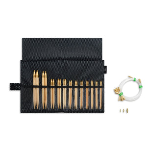 Interchangeable Circular Knitting Needle Set