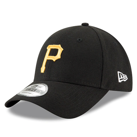 New Era 9FORTY MLB Pittsburgh Pirates The League Adjustable Hat Black