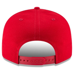 New Era 9FIFTY MLB St. Louis Cardinals Team Color Basic Adjustable Snapback Hat Red