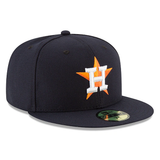 New Era 59FIFTY MLB Houston Astros Authentic Collection On-Field Fitted Hat Navy