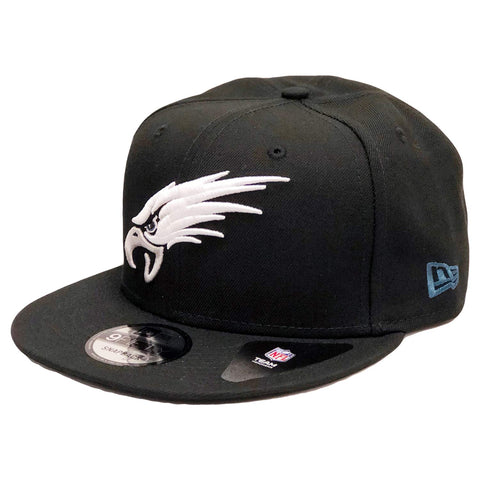 New Era 9FIFTY NFL Philadelphia Eagles Elemental Black Snapback Hat