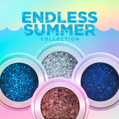 Endless Summer Loose Eyeshadow Collection