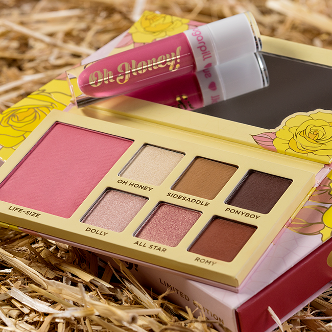 Trixie Mattel Oh Honey! Makeup Collection