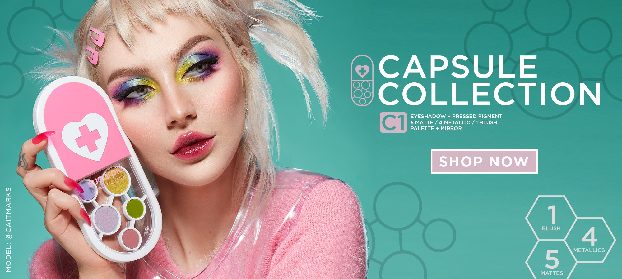 Capsule Collection - Pink