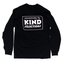 Concentrates by Kind Selections Long Sleeve T-Shirt - Black
