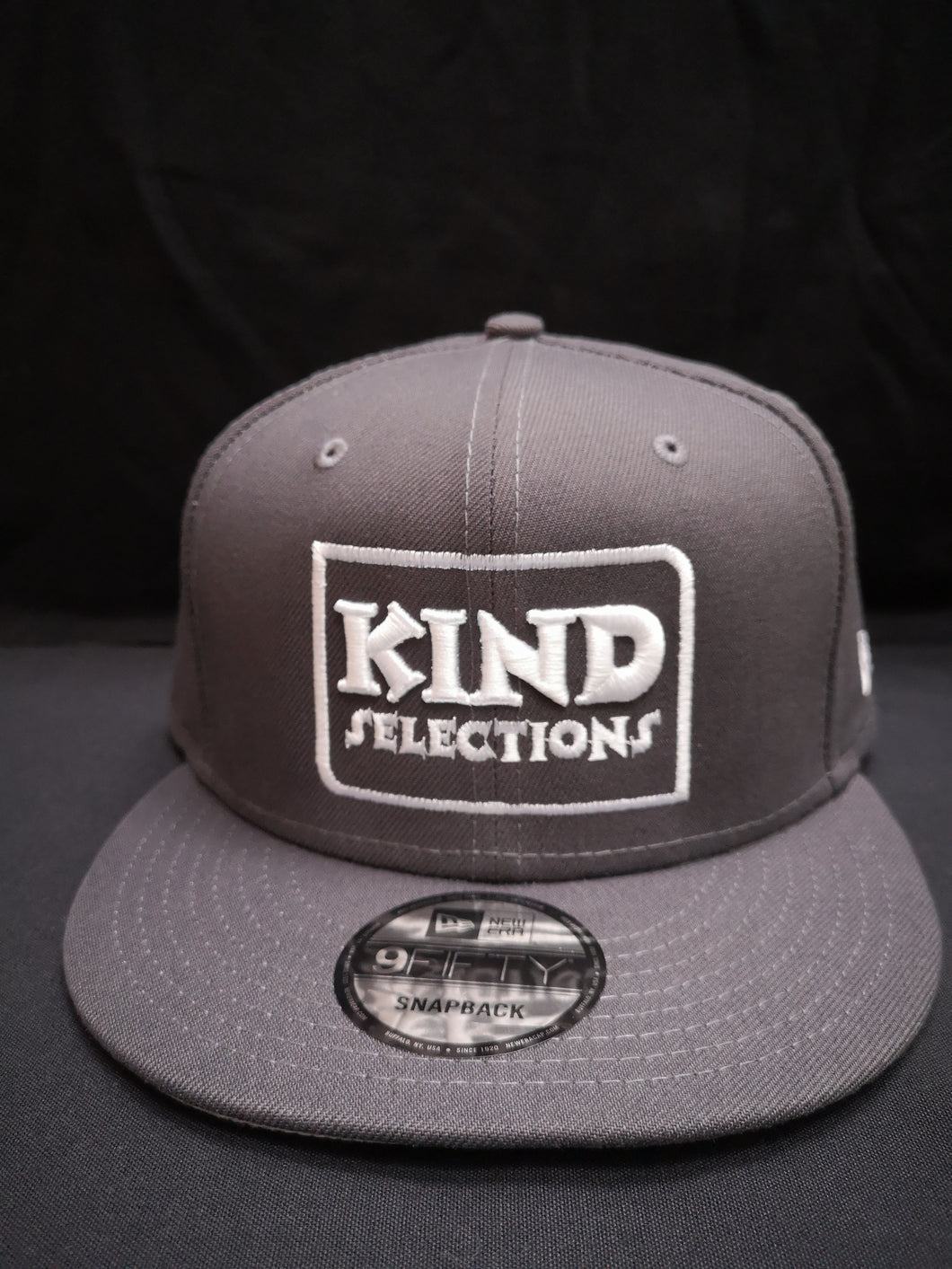 Kind Selections 9FIFTY Snapback Flat Billed - Gray