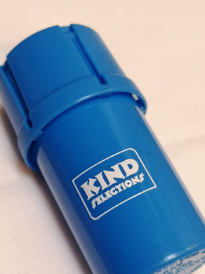 Kind Selection XL Medtainer - White Logo