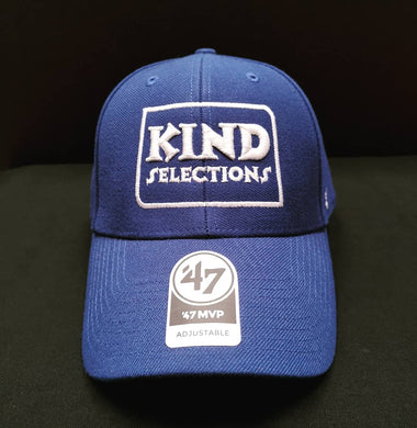 Kind Selections Classic '47 MVP Cap - Royal Blue