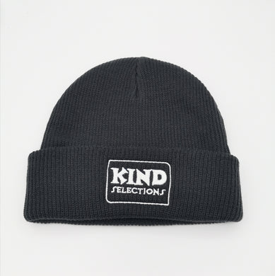 Kind Selections Stormtech Dockside Knit Beanie - Charcoal