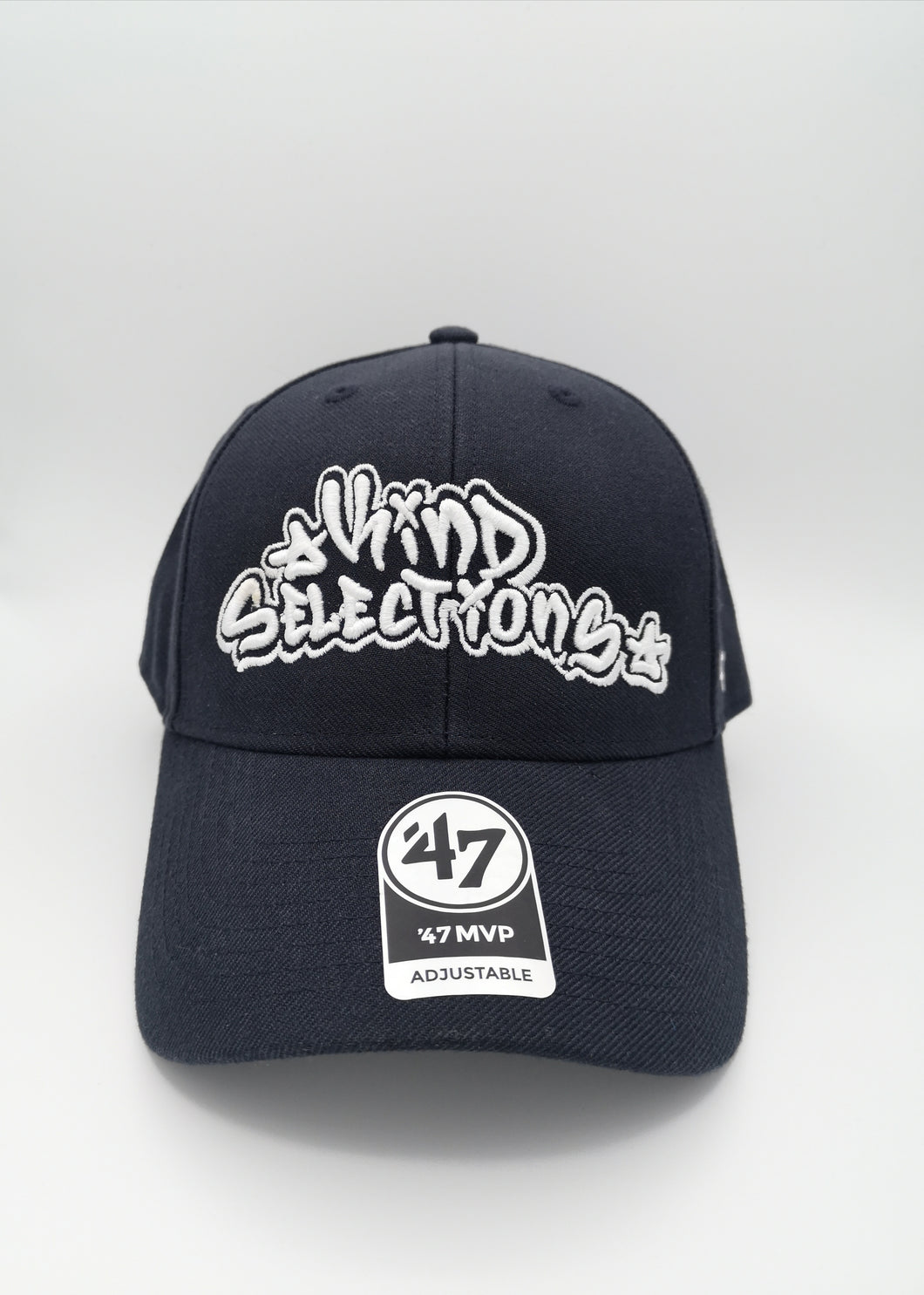 Kind Selections x Sloth King Classic '47 MVP Cap - Black