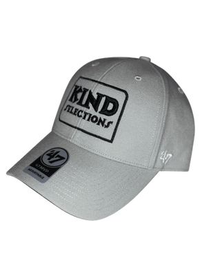 Kind Selections Classic '47 MVP Cap - Gray