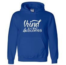 Limited Edition Hoodie by Slothking x Kind Selections - Blue