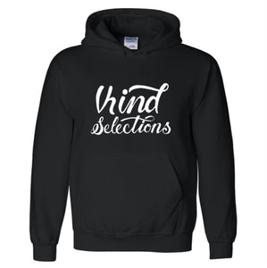 Limited Edition Hoodie by Slothking x Kind Selections - Black