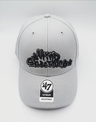 Kind Selections x Sloth King Classic '47 MVP Cap - Gray