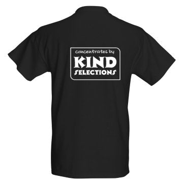 Concentrates by Kind Selections T-Shirt - Black