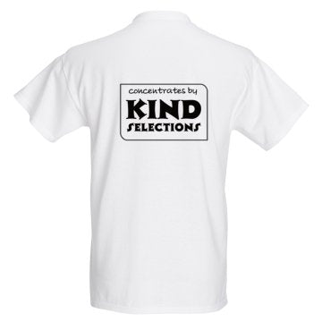 Concentrates by Kind Selections T-Shirt - White